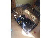 Medium Puppy Crate