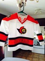 Ottawa Senators kids jersey