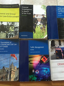 Police Foundations Books London Ontario image 2