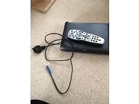 Sky 2nd room box with remote