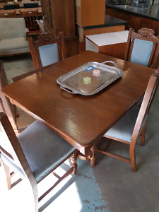 Dining Room Table @HFHGTA Restore Etobicoke T-008