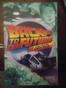 Back to the future graphic novels