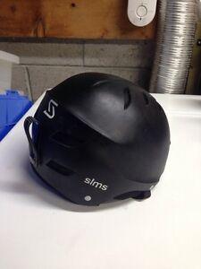 Sims Ski / Snowboard Helmet