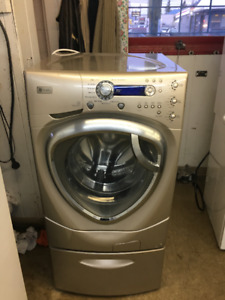 GE FRONT LOAD WASHER ENERGY STAR WASHING MACHINE