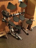 Yamaha DTX Drum Set