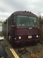 Motor Coach fixer upper! Free!