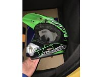 Wulfsport bike helmet