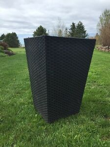 SOLD - Large planter for your deck or garden