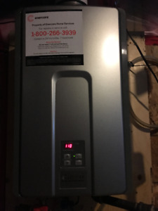Brand New Rinnai RL75iN Natural Gas Tankless Water Heater (75G)