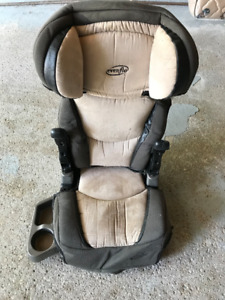 Children car seat(2 pcs) with high chair