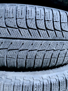 Set of winter tires Michelin X-ice