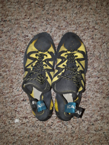 Scarpa Vapor Lace Men's Climbing Shoes - Size 41.5