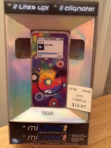 """Techni"" IPod Nano Cover"