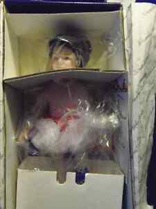 2 Collectible Dolls, NEW IN BOX, Never handled! Certified! WOW! London Ontario image 5