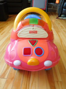 Fisher-Price Ride-On/Walker