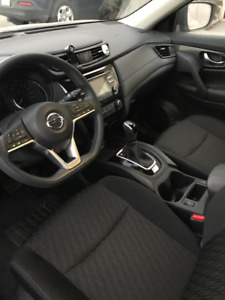 2017 Nissan Rogue S SUV, Crossover - LEASE TAKEOVER - $1500 Cash