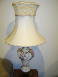 VINTAGE 1940's TABLE LAMPS