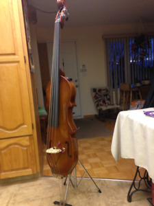 Eminence Upright Electric Bass