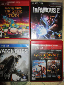 PS3 GAMES,