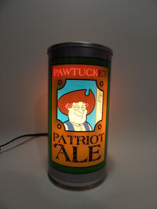 Family Guy Lamp Motion Pawtucket Patriot Ale Double Sided