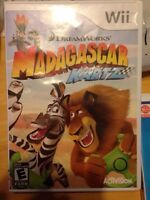 Wii game- MADAGASCAR KARTZ