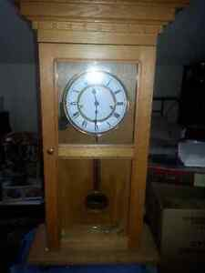 Hand crafted Wall Clock German movement