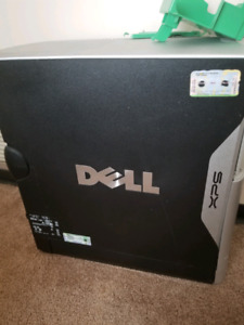 Delivery XPS Computer Tower.