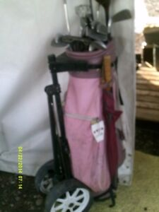Women's or Girl's Right Hand Golf Clubs