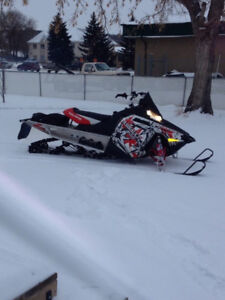 SUMMER SPECIAL: 2012 800 Polaris Switchback Assault Snowmobile