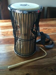 LP Talking Drum Regina Regina Area image 1
