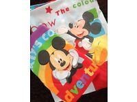 Mickey Mouse single duvet
