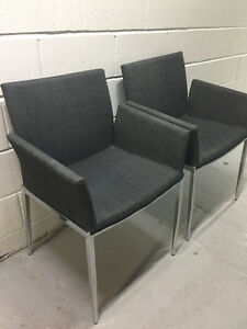 Stylish Grey Chairs