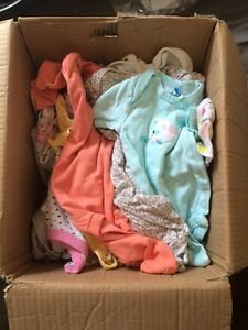 0-9 month baby girl onesies