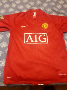 Manchester United Rooney Jersey