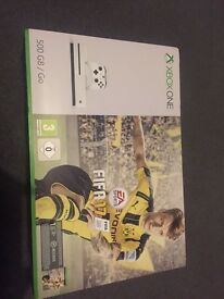 Xbox One 500gb Fifa 17 Bundle