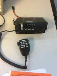 Motorola Radius M1225 Radio and Accessories