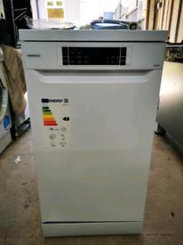 KENWOOD KDW45W20 Slimline Dishwasher - White RRP £249