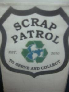 SCRAP PATROL - FREE SCRAP PICK-UP