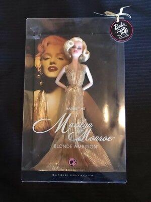 Marilyn Monroe Blonde Ambition 2009 Barbie Doll