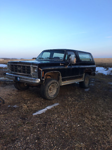 1979 Chevrolet Blazer Other