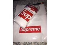 Supreme Boxer Shorts X4 MEDIUM