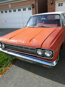 1965 Classic car AMC(amirican motors)Rambler...110,kms.