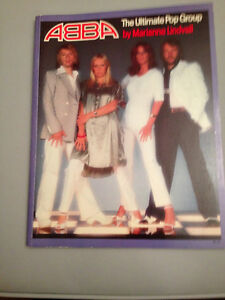ABBA the ultimate pop group book 1976