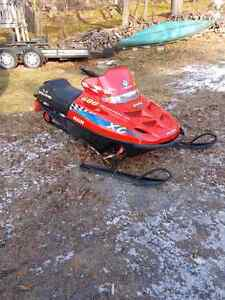 99 polaris xc indy sp 600