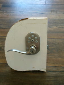 Weiser Smartcode Electronic Lever