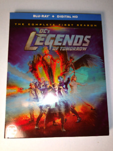 DC's Legends of Tomorrow Complete First season BluRay