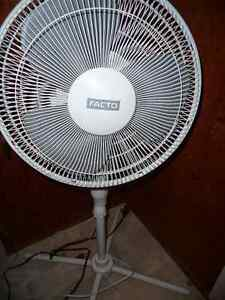 FAN WITH STAND