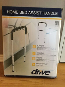 Drive Home Bed Assist Handle Rail