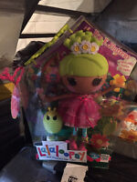 Brand new retired lalaloopsy full size in the box!