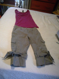 Various women's clothing items for sale